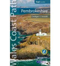 Wanderführer Crow Vivienne - Wales Coast Path - Pembrokeshire - Cardigan to Amroth Mara books