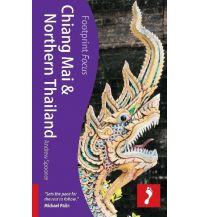 Reiseführer Footprint Focus Chiang Mai & Northern Thailand Footprint Handbooks