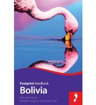 Reiseführer Bolivia Handbook Footprint Handbooks