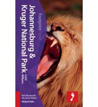 Reiseführer Footprint Focus Johannesburg & Kruger National Park Footprint Handbooks