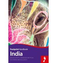 Reiseführer Footprint Handbook India Footprint Handbooks