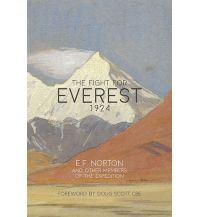 Bergerzählungen Norton Edward Felix - The Fight for Everest 1924 Vertebrate
