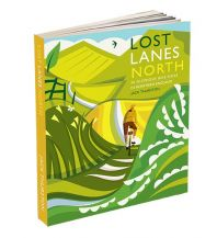 Radführer Lost Lanes North Cordee Publishing