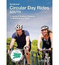 Radführer Sustrans' Bike Guide Circular Day Rides South Sustrans