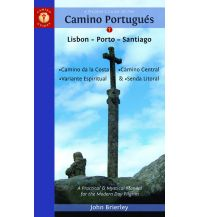 Weitwandern Pilgrim's guide to the Camino Portugues Camino Guides