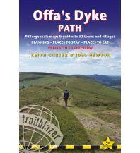 Weitwandern Offa's Dyke Path Trailblazer Publications