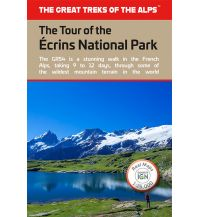 Weitwandern The Tour of the Écrins National Park Knife edge