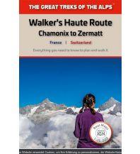 Weitwandern Walker's Haute Route Knife edge