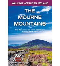 Wanderführer Knife Edge Outdoor Guidebook Großbritannien - The Mourne Mountains Knife edge