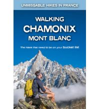 Wanderführer Walking Chamonix - Mont Blanc Knife edge