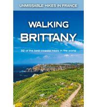 Wanderführer Walking Brittany Knife edge