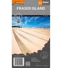 Straßenkarten Australien - Ozeanien Hema Maps - Fraser Island 1:130.000 Hema Maps