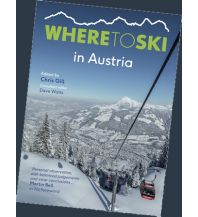 Skigebieteführer Where to Ski in Austria Norton Wood Publishing