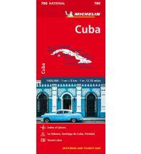 Straßenkarten Michelin Kuba Michelin