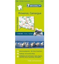 Straßenkarten Frankreich Michelin Provence - Camargue Michelin