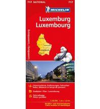 Straßenkarten Michelin Luxemburg Michelin