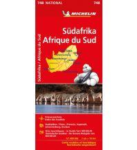Straßenkarten Michelin Südafrika Michelin