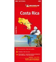 Straßenkarten Michelin Costa Rica Michelin