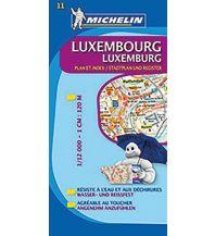 Stadtpläne Michelin Luxemburg Michelin