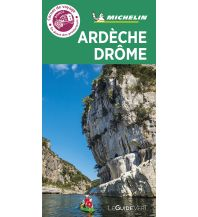 Michelin Le Guide Vert Ardèche, Drôme Michelin