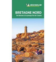 Reiseführer Michelin Le Guide Vert Bretagne Nord Michelin