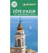 Reiseführer Michelin Le Guide Vert Cote d' Azur, Monaco Michelin