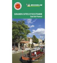 Reiseführer Michelin Le Guide Vert Occitanie Michelin