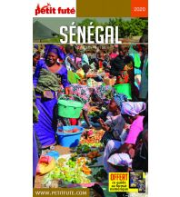 Reiseführer Petit Fute Guide - Senegal escapades en Gambie Le Petit Fute Paris