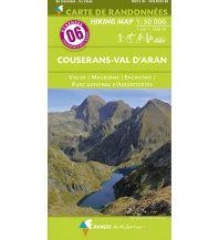 Wanderkarten Spanien Carte de Randonnées 6 Pyrenäen, Couserans, Val d'Aran 1:50.000 Rando Editions