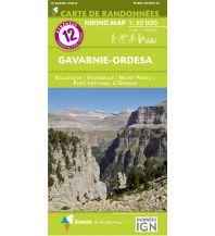 Wanderkarten Spanien Carte de Randonnée 12, Gavarnie-Ordesa 1:50.000 Rando Editions