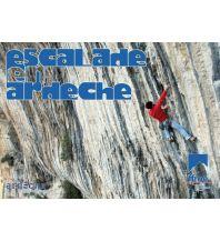 Sportkletterführer Frankreich Escalade en Ardèche Fédération Française de la Montagne et de l'Escalade