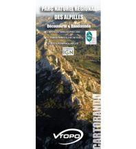 Wanderkarten Cartorando WK Frankreich - Alpilles 1:31.000 Vtopo