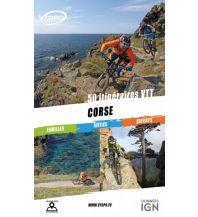 Mountainbike-Touren - Mountainbikekarten VTopo MTB-Führer Corse/Korsika Vtopo