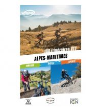 Radführer VTopo MTB-Guide Alpes-Maritimes Vtopo
