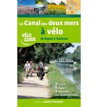 Radführer Le Canal des deux mers à vélo Editions Ouest-France