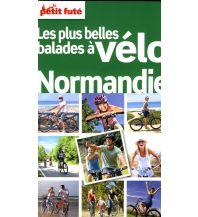 Radführer Petit Fute Les plus belles balades a velo - Normandie Le Petit Fute Paris