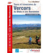 Wanderführer FFRP Topo Guide 904 Frankreich - Tour et traversees du Vercors Federation Francaise de la Randonnee