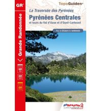 Wanderführer FFRP Topo Guide GR 10, 101 Frankreich - Pyrenees Centrales & tour du Val d'Azun GR10/101 +20j. rand. Federation Francaise de la Randonnee
