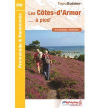 Wanderführer FFRP Topo-Guide Frankreich - Les Côtes-d'Armor à pied Federation Francaise de la Randonnee