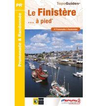 Wanderführer Topo Guide D029, Le Finistère à pied Federation Francaise de la Randonnee