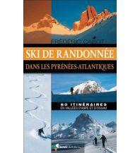 Skitourenführer Südeuropa Ski de Randonnée dans les Pyrénées-Atlantiques Rando Editions