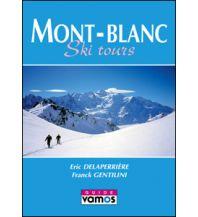 Skitourenführer Schweiz Mont-Blanc Ski Tours Editions Vamos