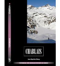 Skitourenführer Französische Alpen Toponeige Chablais Volopress
