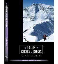 Skitourenführer Französische Alpen Toponeige Aravis, Bornes, Bauges Volopress