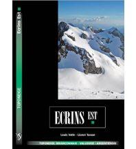 Skitourenführer Französische Alpen Toponeige Écrins Est/Ost Volopress