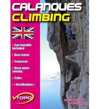 Sportkletterführer Frankreich Calanques Climbing Vtopo