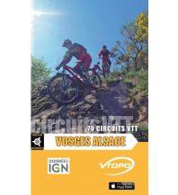 Mountainbike-Touren - Mountainbikekarten VTopo MTB-Guide Vosges/Vogesen, Alsace/Elsass Vtopo