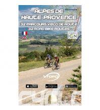 Rennradführer Alpes de Haute Provence Vtopo
