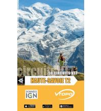Radführer VTopo MTB-Guide Haute-Savoie/Hochsavoyen, Band 2 Vtopo