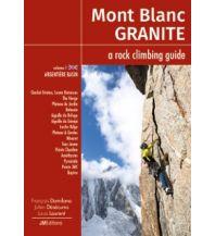 Alpinkletterführer Mont Blanc Granite, Band 1: Argentière Basin JMEditions